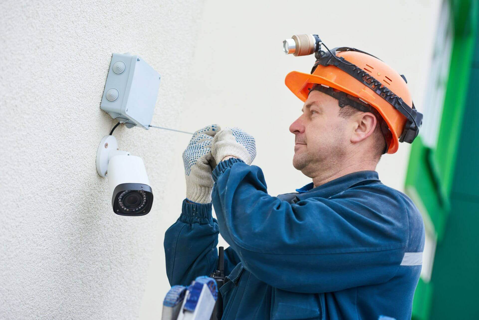CCTV Installer in Wirral
